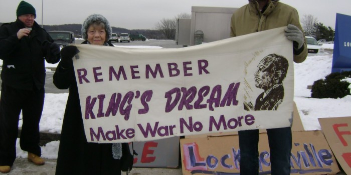 Martin Luther King, Jr. Day 2011